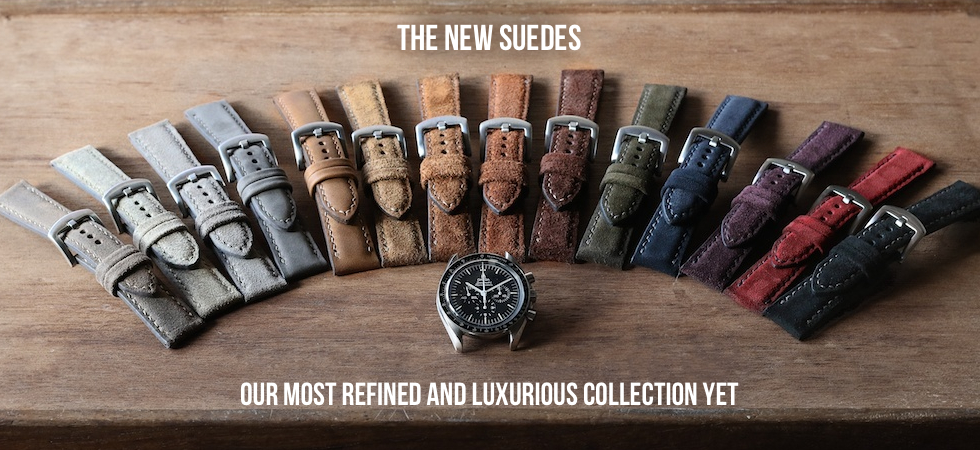 Our Most Elegant Suede Collection Yet