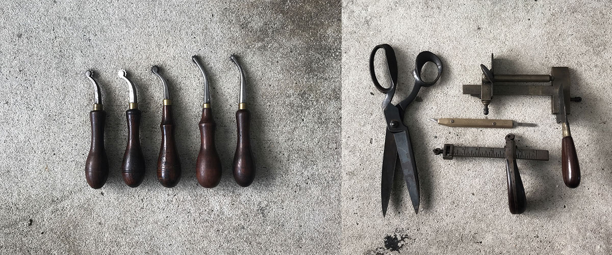 Vintage Tools Of The Trade